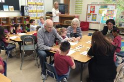 Parish starts a 'Grateful to Grandparents' program
