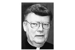 Father Joseph M. Hayden, retired pastor, dies