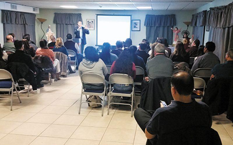 Líderes del Ministerio Hispano se preparan para el V Encuentro