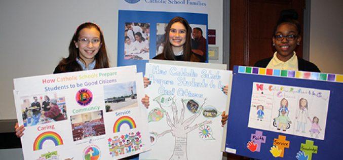 A trip to Trenton to promote Catholic schools