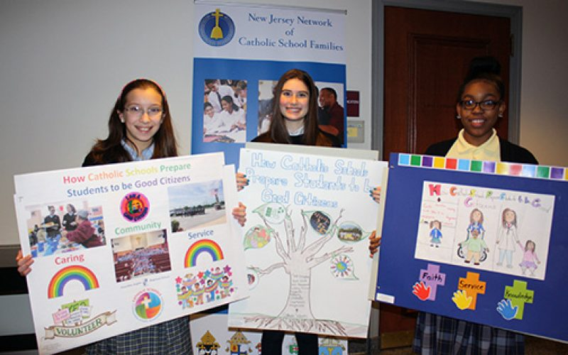 A trip to Trenton to promote Catholic schools