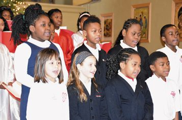 Singing from the heart for all Catholic schools