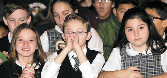 Catholic school events and activities
