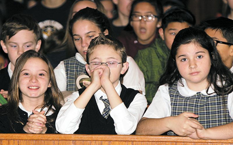 Catholic school events and activities