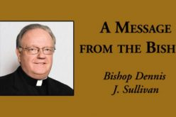 Bishop Galante, with loving appreciation