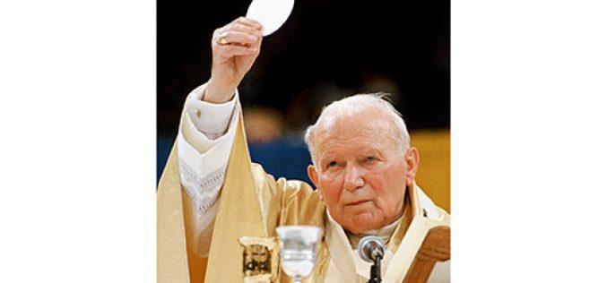 Relics of Saint John Paul II coming to Merchantville