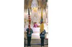 Memorial Mass for those who have died in the line of duty