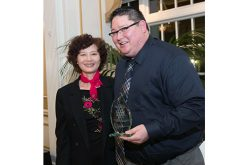 Catholic Charities' employee honored for work with refugees