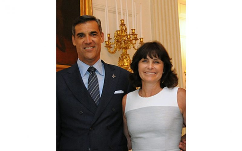 Patty and Jay Wright to receive inaugural Saint Augustine Medal