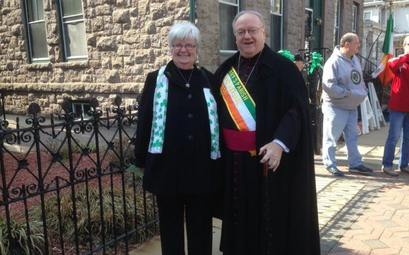 Saint Patrick's Day Parade in Gloucester City