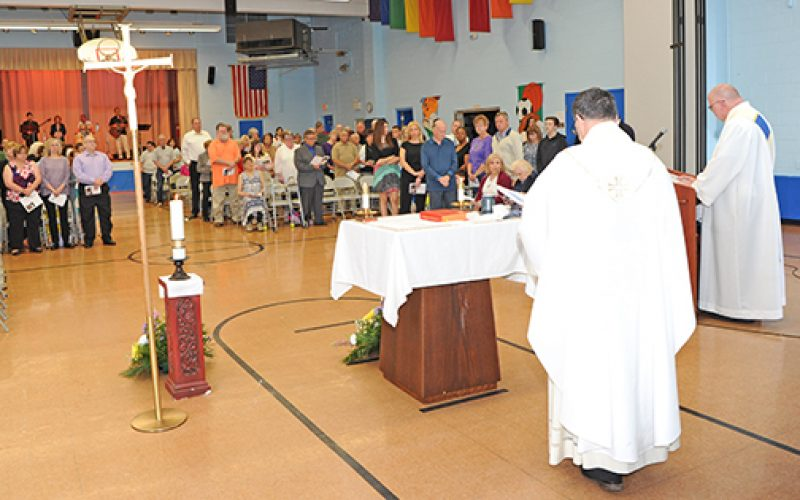Mass for special needs children and adults