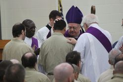 Bishop preaches a message of hope to inmates