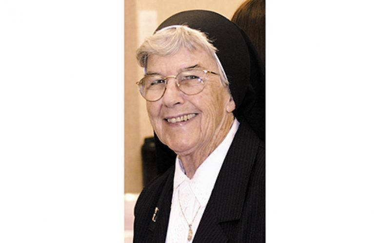 Honoring the life of Sister Grace Nolan