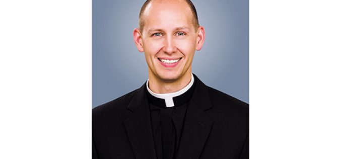Anthony Infanti to be ordained a transitional deacon on May 13