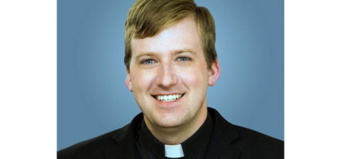 Rev. Mr. Adam Cichoski to be ordained a priest