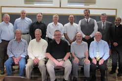 Men complete training in Stephen Ministry
