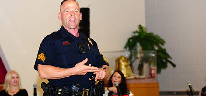 Parish presentations on preventing drug abuse