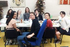 Family Dinners for teens at an Ocean City parish
