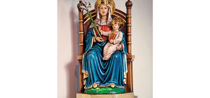 Devotion to Our Lady of Walsingham
