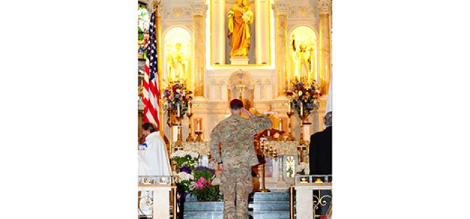 Armed Forces Mass