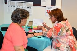 VITALity senior health fair at Benedict's Place