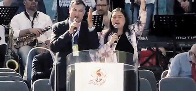 Local Catholics share their faith in Rome
