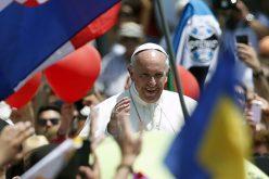 Vigilia de Pentecostés con el Papa Francisco