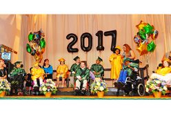 Archbishop Damiano School graduation