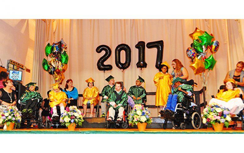 Archbishop Damiano School graduation