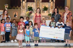 Recognition for a Camden preschool program