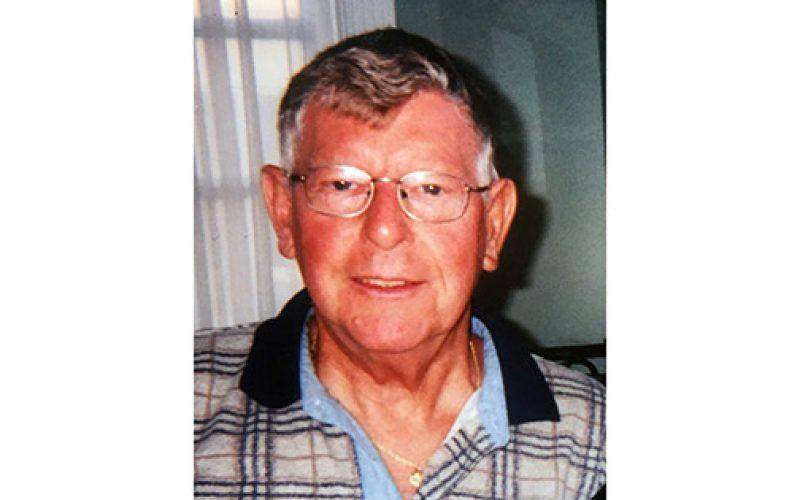 Arthur Heintz, diocesan employee for 45 years, dies