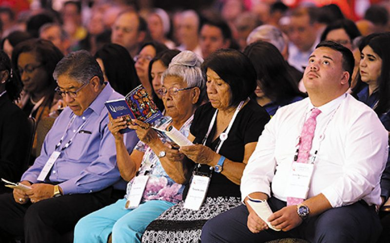 Local delegates energized by historic 'Convocation of Catholic Leaders'