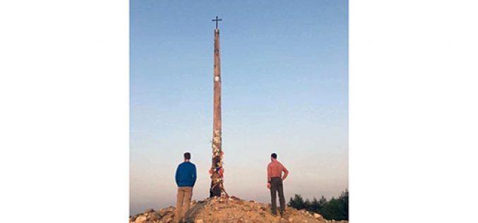 Seminarians making the Camino de Santiago