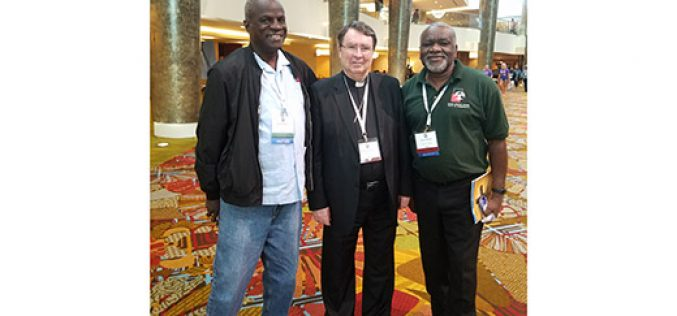 Black Catholics set priorities at National Congress