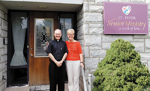Day centers combat social isolation among seniors