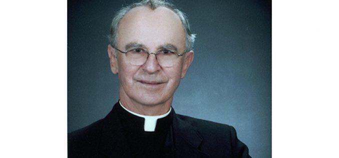 Father Marjan L. Bober, retired pastor, dies