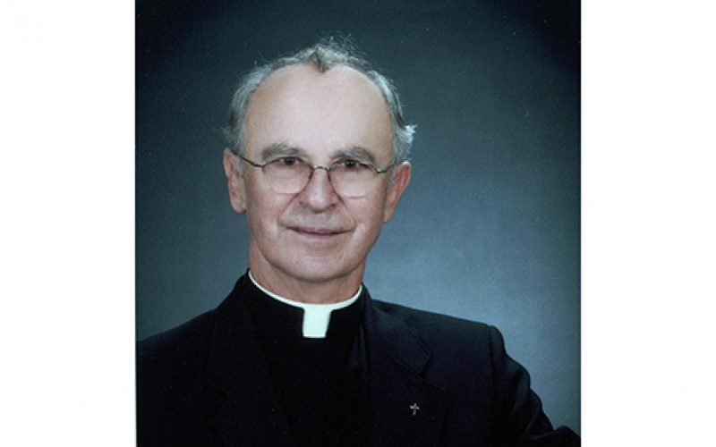 Father Marjan L. Bober, retired pastor, dies