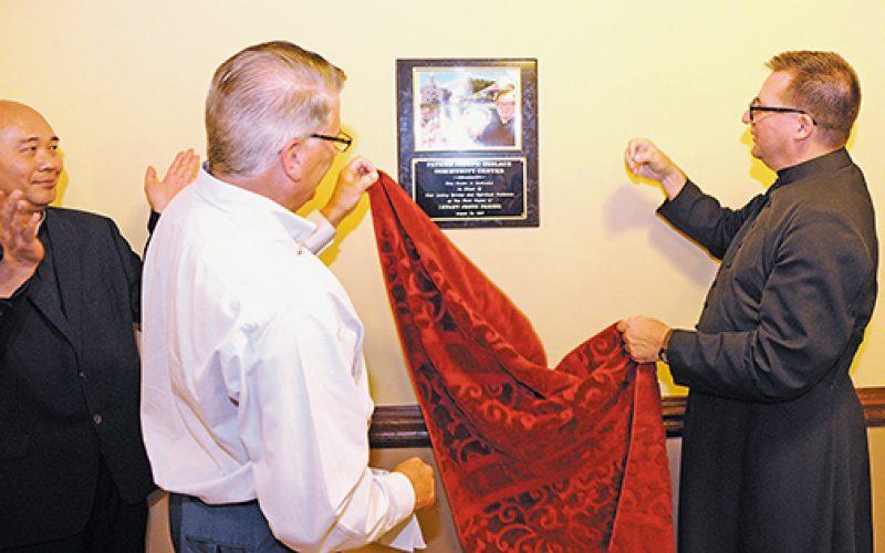 Honoring Father Szolack