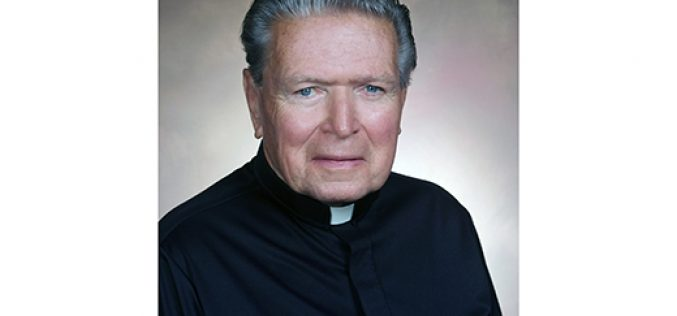 Father Henry J. McBride, a priest for more than 50 years, dies