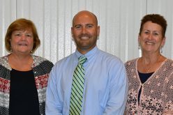 New principals at three schools this year