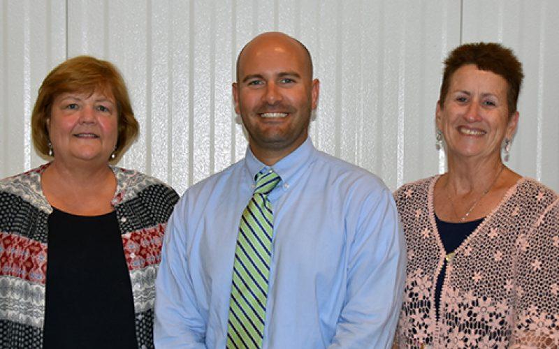 New principals at three schools this year