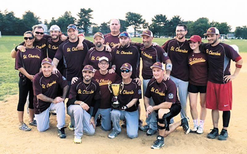 Catholic softball championship