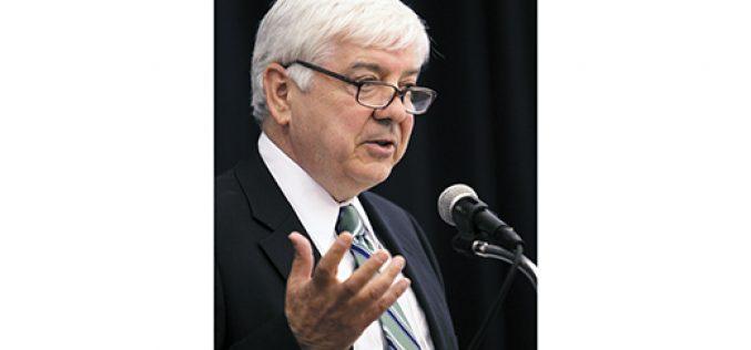 Tom Roberts to speak at men's retreat