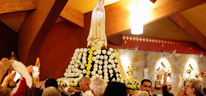Fatima celebration