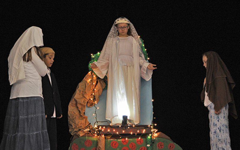 Fatima scene