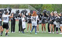 Special needs students take the field at Bishop Eustace