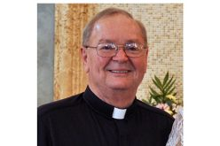 Father William S. Vandegrift dies