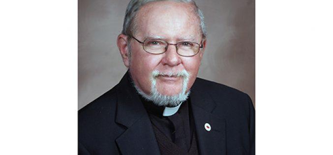 Father Robert McDade dies