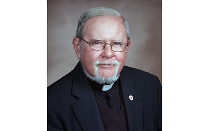 Father Robert McDade dies
