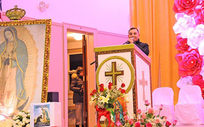 La fiesta de Nuestra Señora de Guadalupe